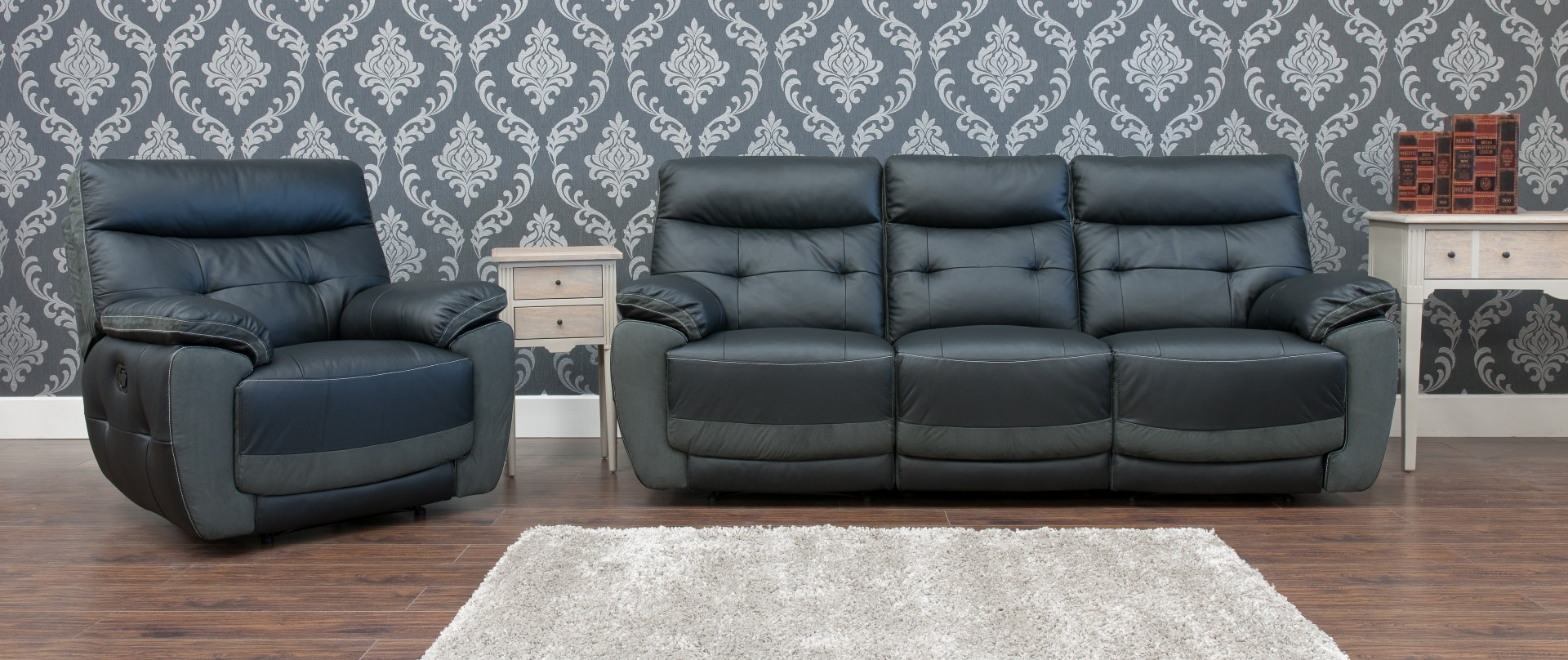Bellini Recliner Country Carpets