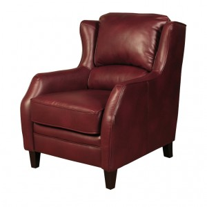 Epsom Chair Burgundy