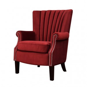 Stratford Armchair Red pepper