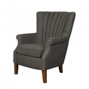 stratford armchair charcoal